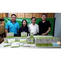 泰国安高思保健草药通过CCIC溯源检验入驻泰一号店
