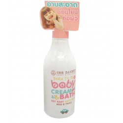 The Bakery Born To Be Baby cream&bath