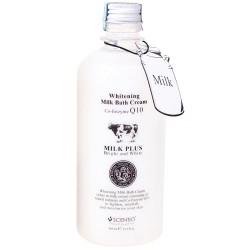 SCENTIO Milk Plus Whitening Milk Bath Cream