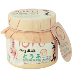 Scentio Tofu Soymilk Baby Cream Mask