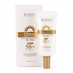Scentio Ultimate Sun Protection Essence For Face SPF 50+ PA+++