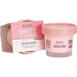 Scentio White Collagen Bright & Firm Facial Mask
