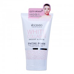 Scentio White Collagen Mild Facial Foam