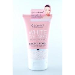Scentio White Collagen Oil Control Facial Foam