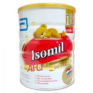 雅培婴幼儿营养配方奶粉Isomil AI Q Plus 刚出生-2个星期至6月以上