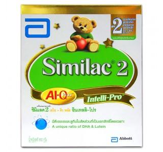 雅培婴幼儿二段营养配方奶粉Similac 2 Ai Q Plus Intelli-Pro