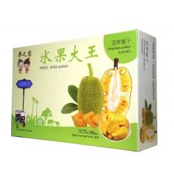 速冻干燥菠萝蜜干100% 净含量 100g(50g×2包)