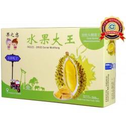 泰国 速冻干燥金枕头榴莲 100%榴莲 净含量 100g(50g×2包)