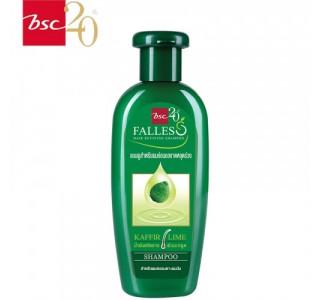 泰国 bsc Falless 无硅油萃取莱姆精华防脱发油性洗发水 180ml 1瓶装 男士女士通用,包邮,包税