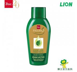 泰国 bsc Falless无硅油萃取莱姆精华防脱通用生发水90ml X4瓶装 包税包邮