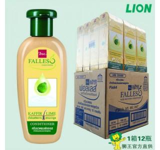 泰国 bscFalless无硅油萃取莱姆精华防脱发通用护发素 180ml x 12瓶装,包税,包邮