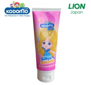 小狮王6岁以上儿童护发素 丝滑与光滑 150ml 3瓶装