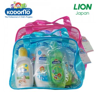 小狮王婴儿礼品袋 五件装