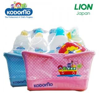小狮王婴儿礼品篮 九件装