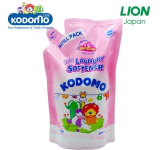小狮王婴幼儿织物柔顺剂 800ml 补充袋 5种植物提取精华