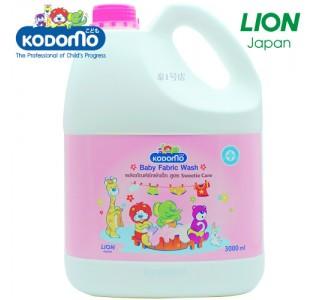 小狮王婴幼儿植物亲蜜护理洗衣液 3000ml