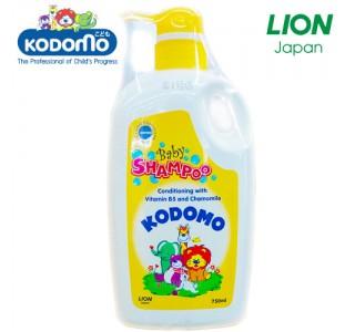 小狮王婴儿护理洗发水 750ml