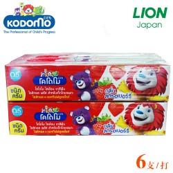 ยาสีฟันครีมเด็กเล็ก Lion 40g x36 รสสตอเบอร์รี่