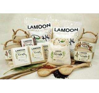 Organic jasmine flavour rice
