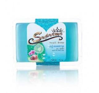 สบู่ล้างหน้าหอยทากสุพรีม (SNAIL SOAP)